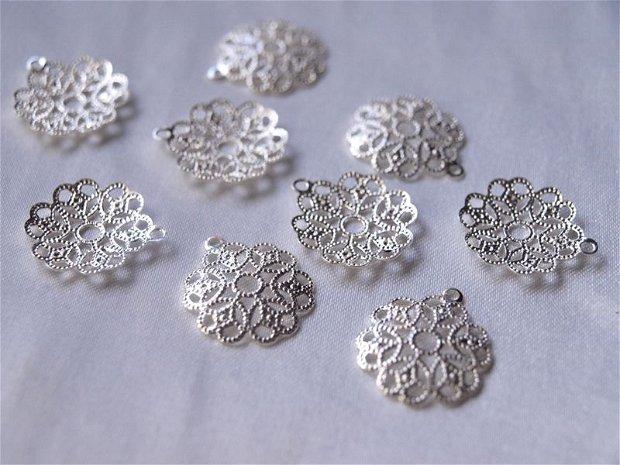 Charm argintat 15mm (1)