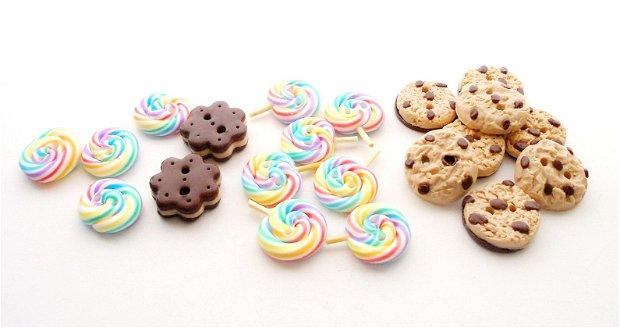 Nasturi:Biscuiti/Cookies/Lollipops