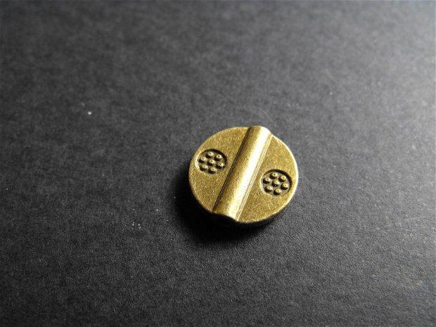 DISTANTIER BRONZ - 13,5  mm