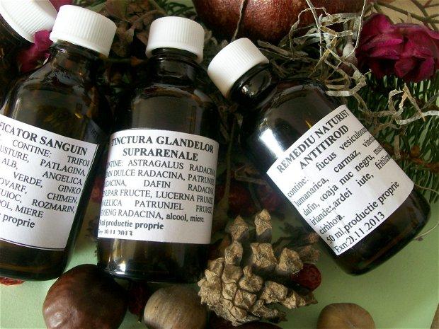 REMEDII NATURALE ANTITIROID/ GLANDELOR SUPRARENALE/ HELPHEART- pentru inima/ PURIFICATOR COMPLET SANGUIN