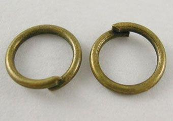 Zale bronz, 4mm (50buc)