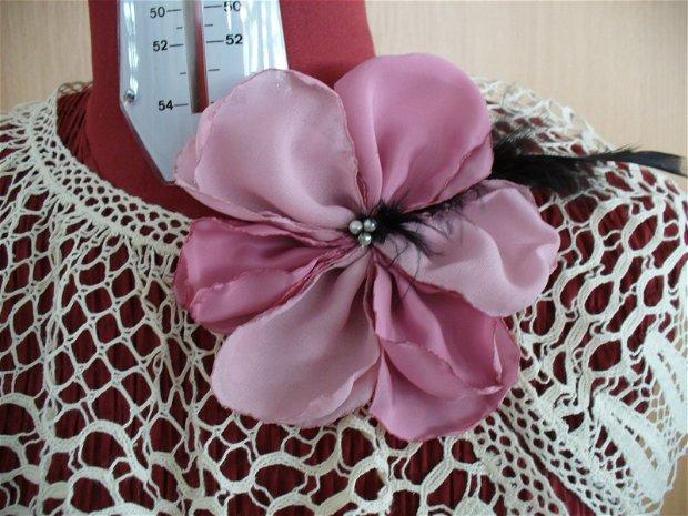 brosa pink silk
