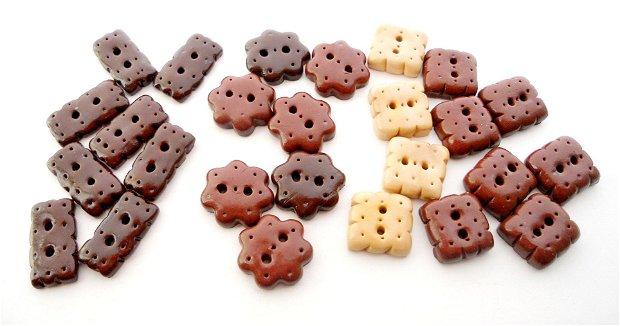 Nasturi - Biscuiti simpli