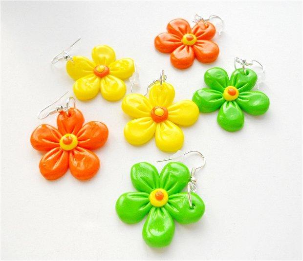 Floricele - cercei