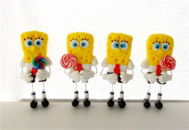 SpongeBob cu acadea