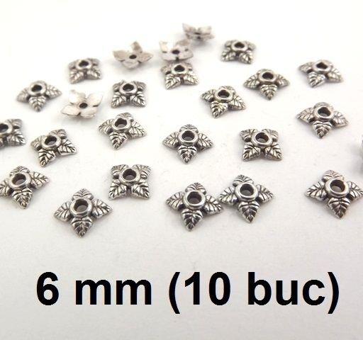 Capacele 10 buc, 6 mm