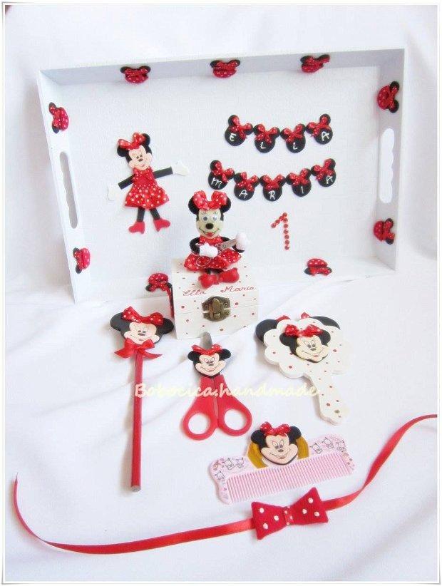 Set de mot cu Minnie