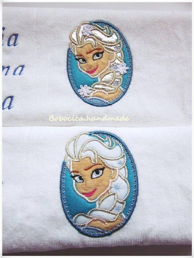 Prosop personalizat Elsa