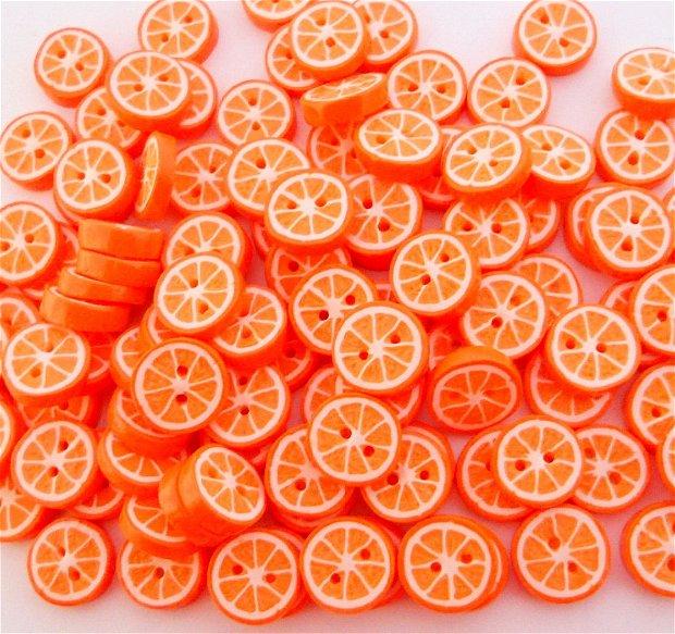 Nasturi - Felii de portocale(model 2)