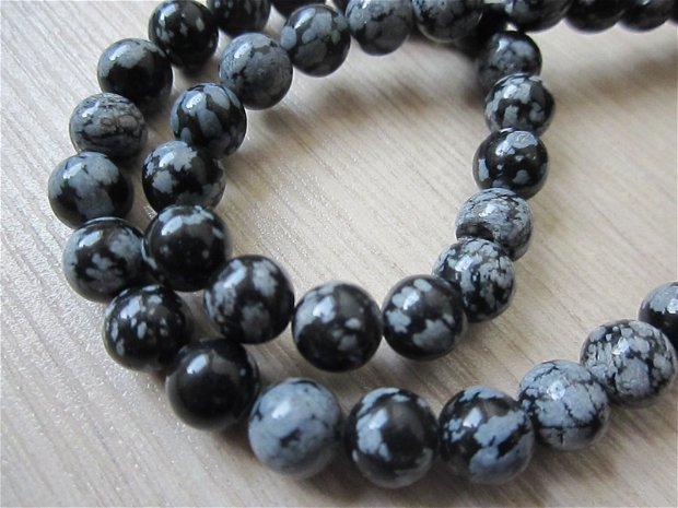 Obsidian 8 mm  REZERVAT