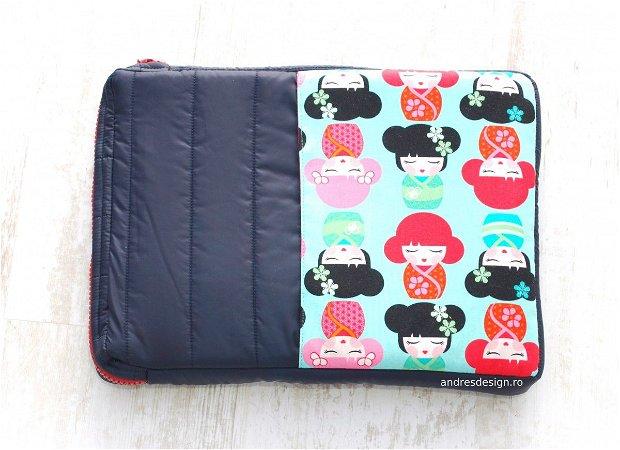 Husa Laptop si Macbook   Fetite Kimono