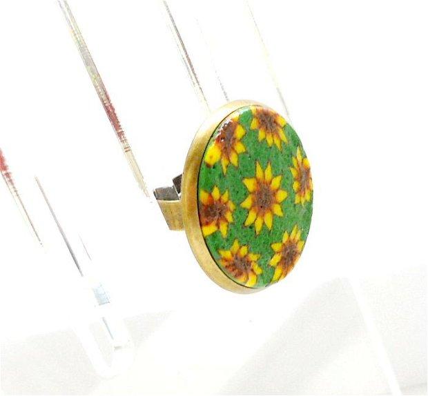 Inel - Sunflowers(b)