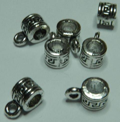 Cilindru-agatatoare  argintiu PAN003