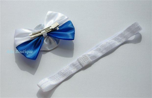 Bentita elastica 2in1 cu albastrele