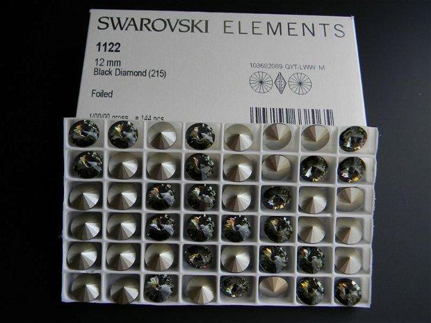 Swarovski Rivoli 12 mm - 1122-12-215