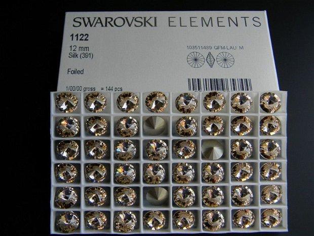 Swarovski Rivoli 12 mm - 1122-12-391