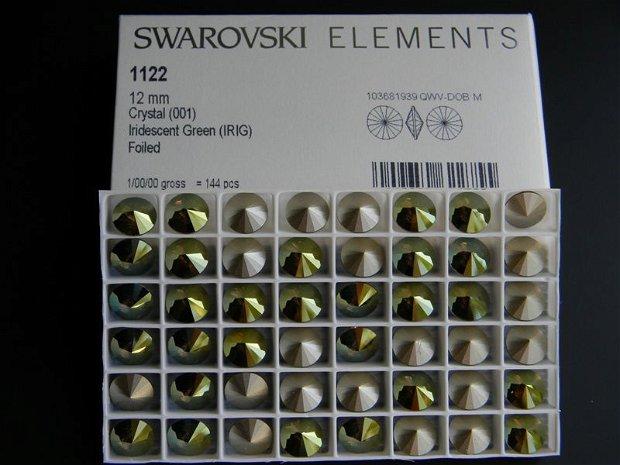 Swarovski Rivoli 12 mm - 1122-12-IRI