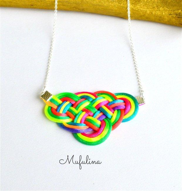 Neon Knot