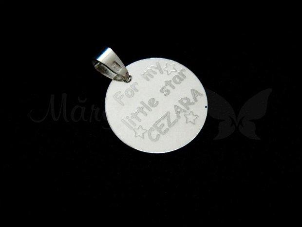Banut  argint 925 - Little star