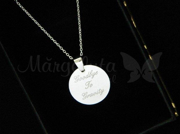Colier personalizat - din argint 925