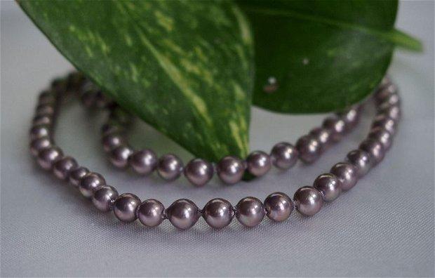 Perle seashell 4mm (2)