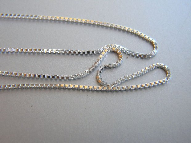 Lant (fara incuietoare), argint 925 - BOX8