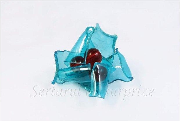 Red Berries - broșă