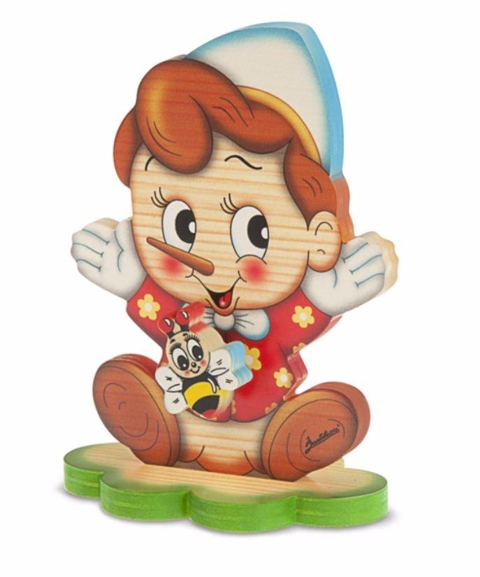 Cutie Muzicală Cu Bază Pinocchio