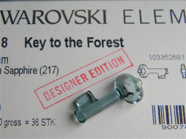 Pandantiv Swarovski - Key