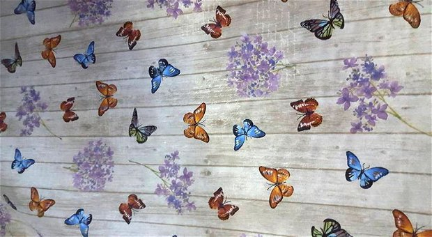 VintageButterflies - 140cm - Colectie limitata!!!