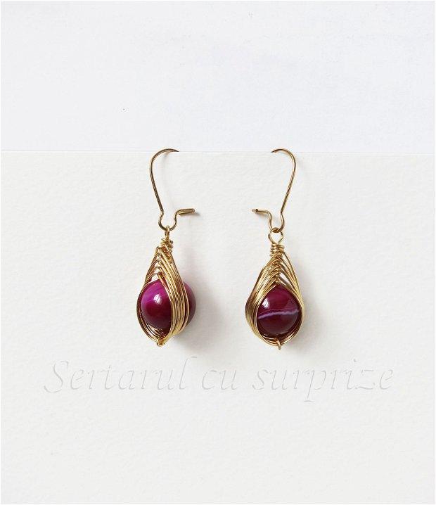 Cercei Gold and Velvet