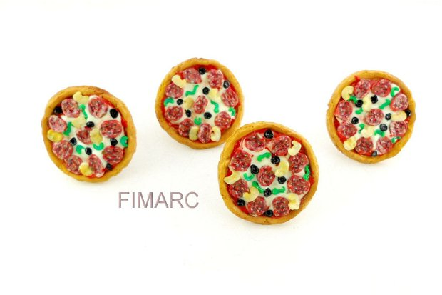 ''Pepperoni Pizza''- inel reglabil