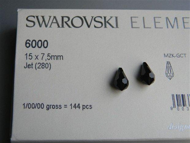 Pandantiv Swarovski - lacrima 15 mm - 280