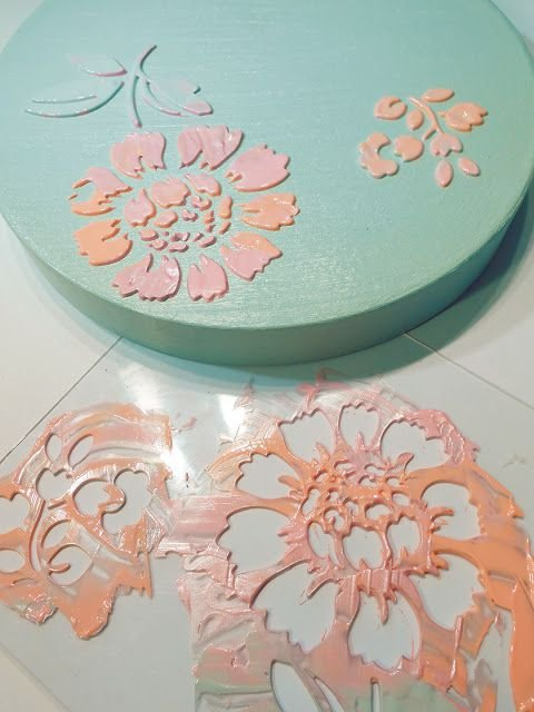 Vopsea acrilica cremoasa cu continut ridicat de pigmenti- 60 ml- somon