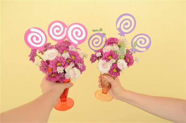 Sweet Candy - Acadele decorative