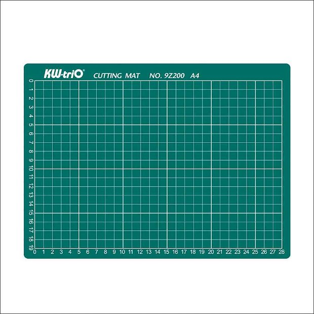 "Placute suport taiere cu prop. de ""REGENERARE"" A4, 3mm- 529Z200.A4"