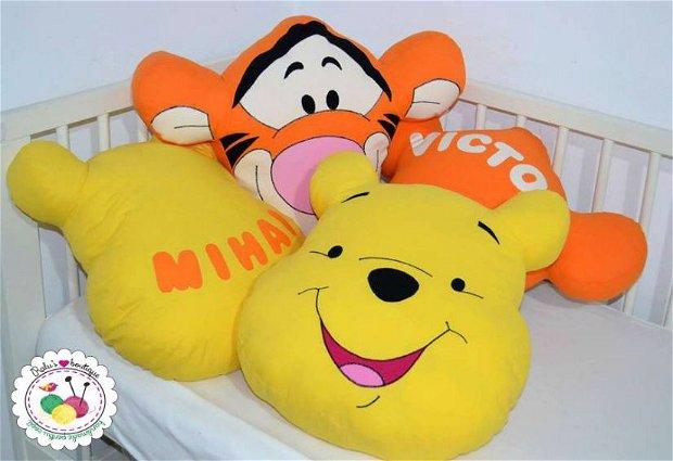 Perna in forma de Winnie