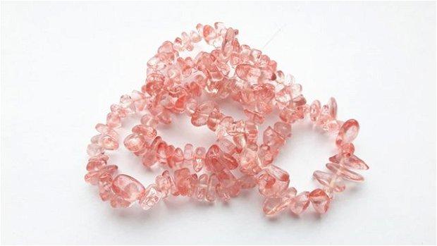 Lchips 05 - chips sticla roz