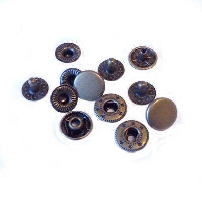 Capse metalice 10mm bronz