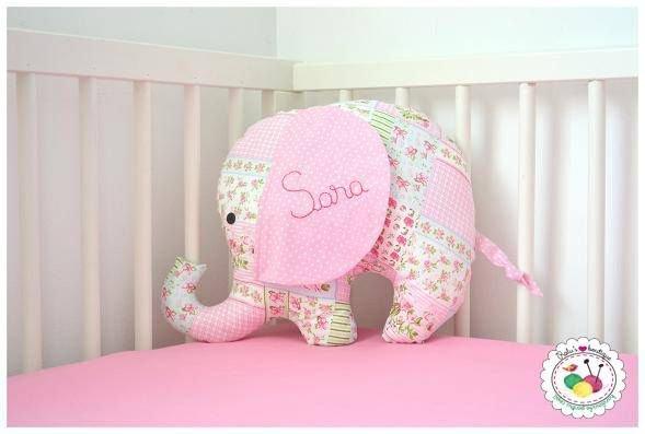 Elefant - pernuta