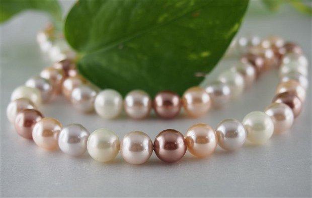 Perle seashell 8mm (1sirag)