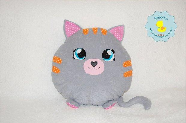 Perna pisica gri