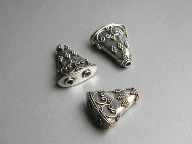 Margele argint (BT1216)