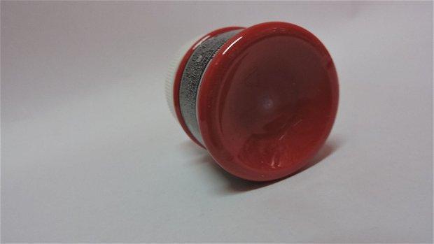 Vopsea acrilica mata,50ml-rosu carmin