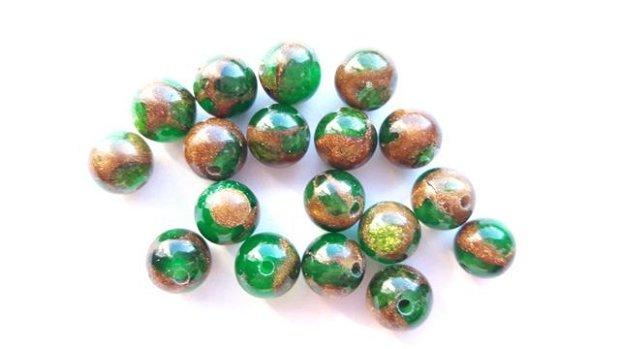 LPP625 - regalit verde 6 mm