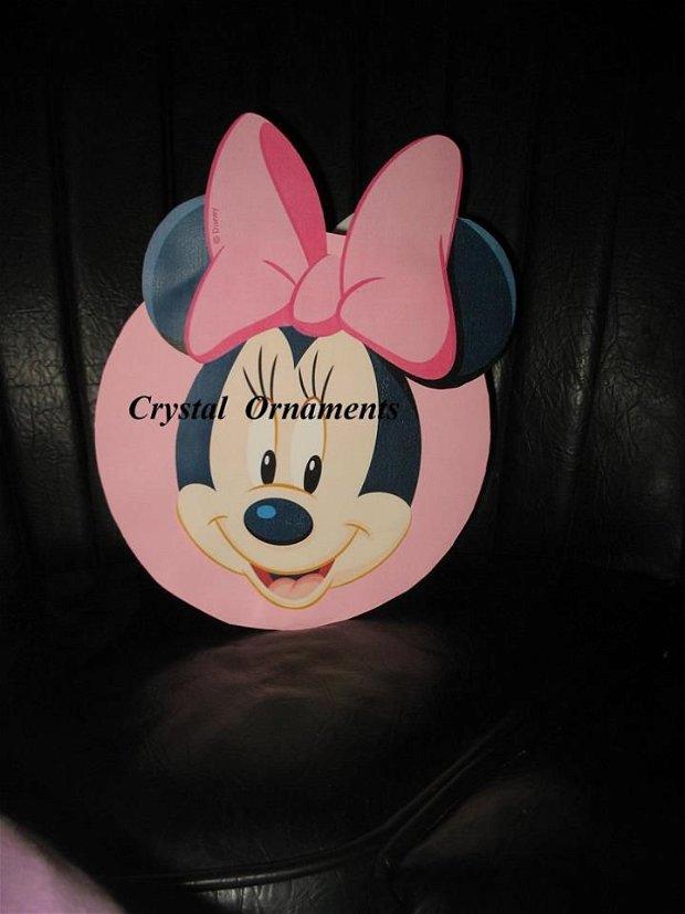 Cutie de dar botez Minnie Mouse