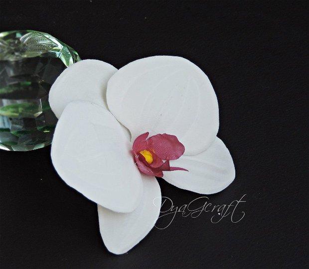 Accesoriu de par mirese Orhidee