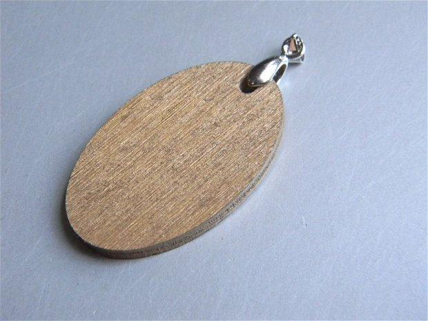 Pandantiv lemn