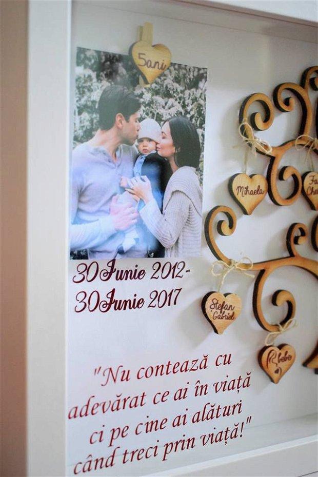 Cadou Aniversare căsătorie -5ani