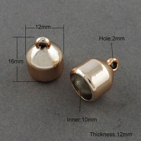 2 buc.Terminatie TER005 pentru bijuterii